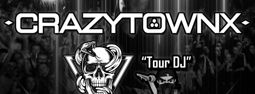 Crazy Town & Gutter Souls The Beautiful & Insane Tour Louisville KY