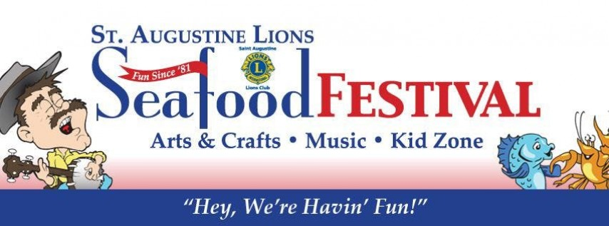 38th St. Augustine Lions Seafood Festival