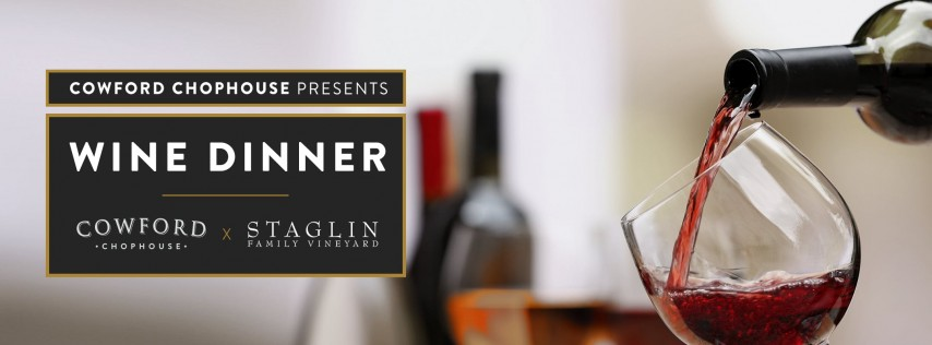 Staglin Wine Dinner