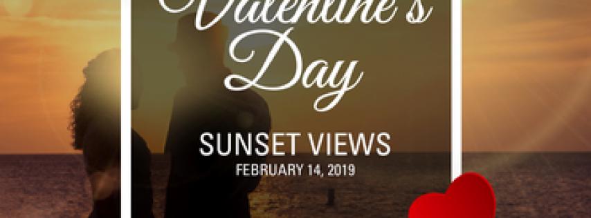 Valentine's Day Sunset Views