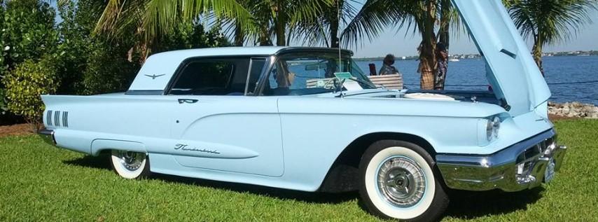Specialty Car Show: T-Bird, Lincoln, Mercury, Edsel & Fairlane