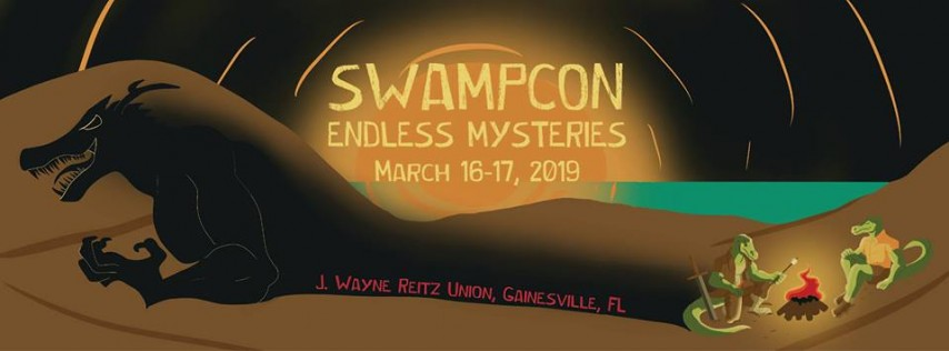 SwampCon 2019: Endless Mysteries
