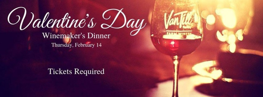 Valentine's Day Winemaker's Dinner
