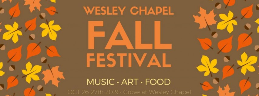 2019 Annual Wesley Chapel Fall Festival