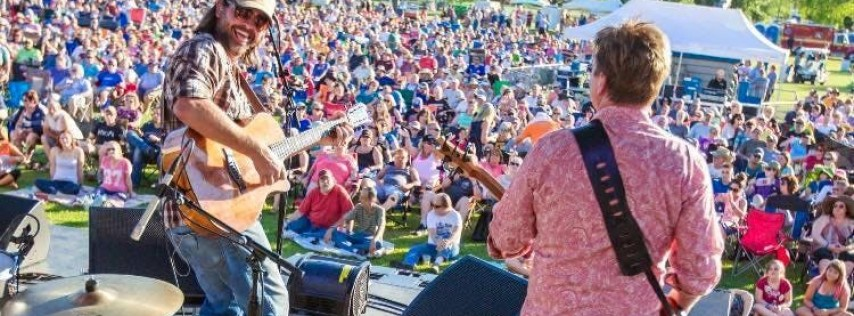 SECOND ANNUAL SOUTHERN SQUALL MUSIC FESTIVAL