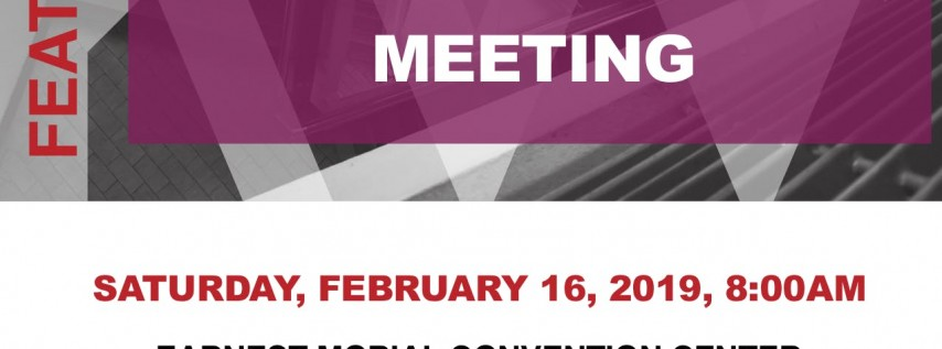 FR19:  MAPS Ambassadors Meeting