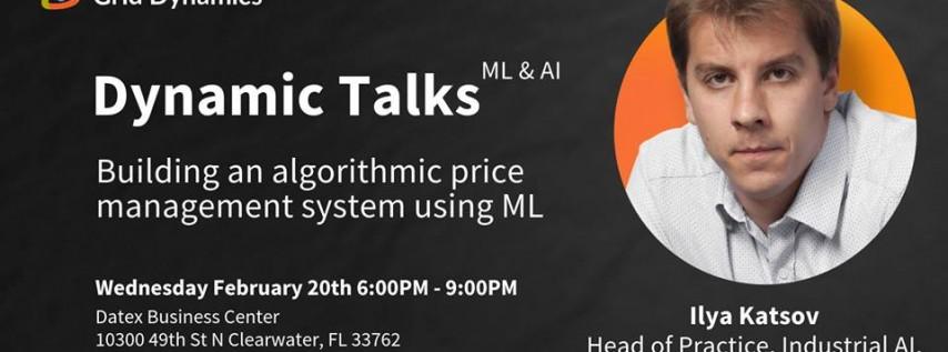 Dynamic Talks: Tampa, Florida