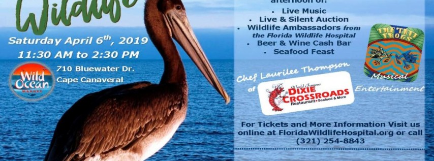 Wild About Wildlife –fundraising event at Port Canaveral