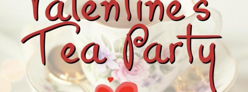 A Valentine's Tea