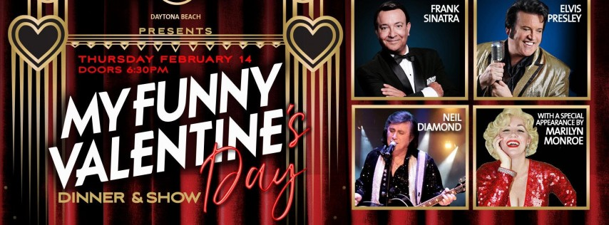 My Funny Valentine's Day Dinner & Show