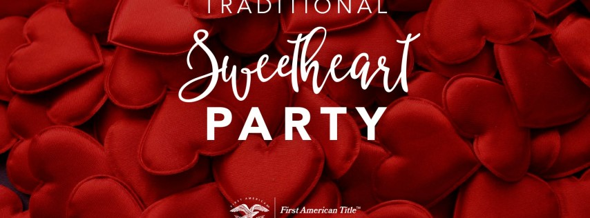 Traditional Sweetheart Party