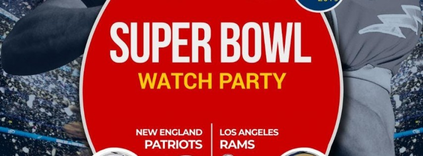 Super Bowl Watch Party