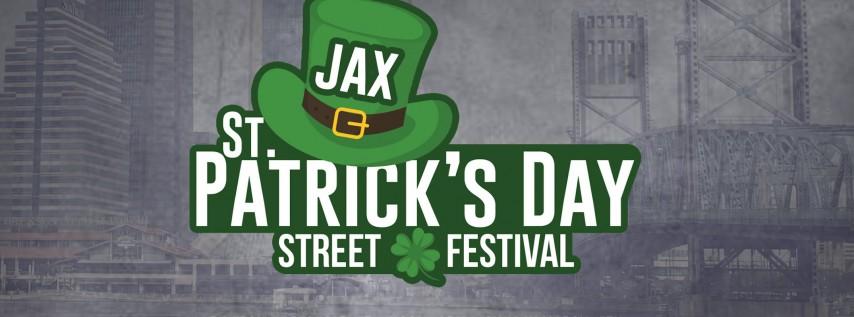 Jacksonville St Patrick's Day Street Festival
