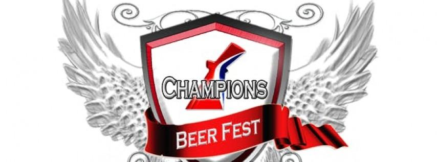 Champions Beerfest 2019