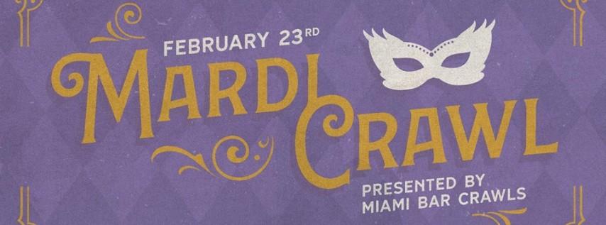 Mardi Crawl - Mardi Gras Bar Crawl