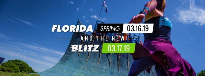 Savage Race & Savage Blitz Florida Spring 2019
