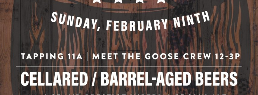 Goose Island Bourbon County Brand Stout Fest