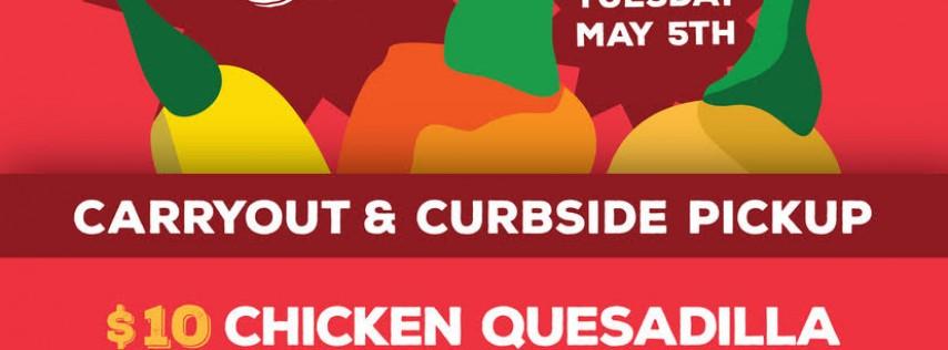 Cinco de Mayo Specials at Mac's Wood Grilled
