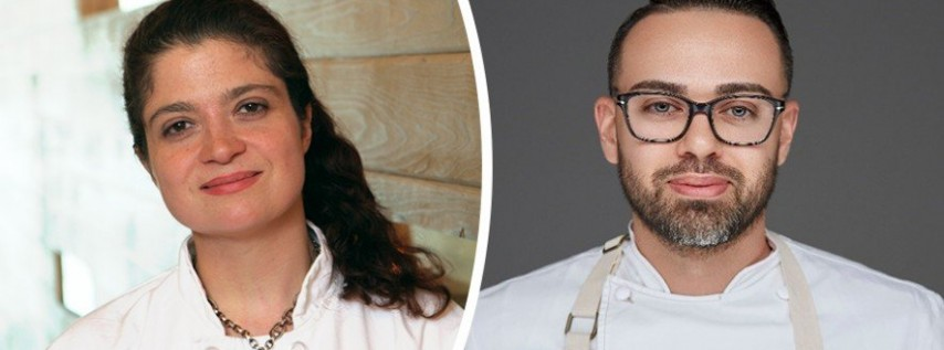 Clambake hosted by Alex Guarnaschelli and Jorge Ramos