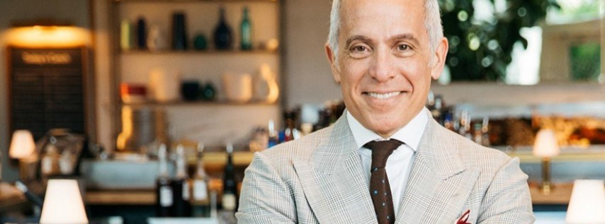 Rosé Pool Party hosted by Geoffrey Zakarian