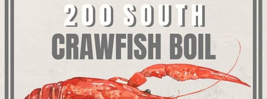 200 South Crawfish Boil