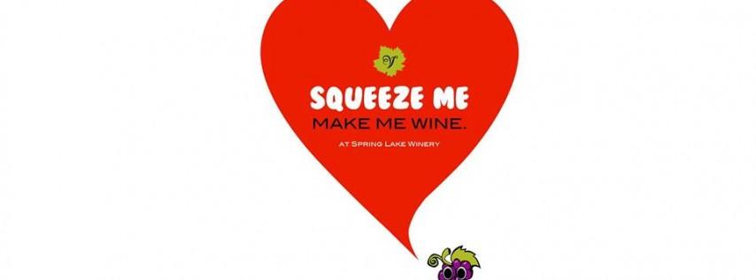 Squeeze Me -Make me Wine