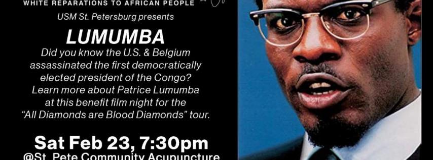 Screening of 'Lumumba'