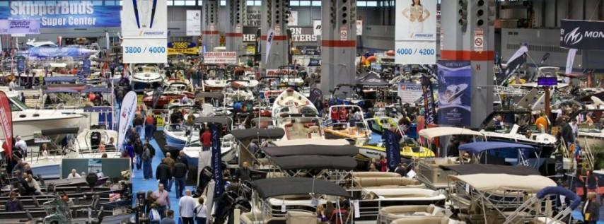Progressive® Insurance Chicago Boat, RV & Sail Show™
