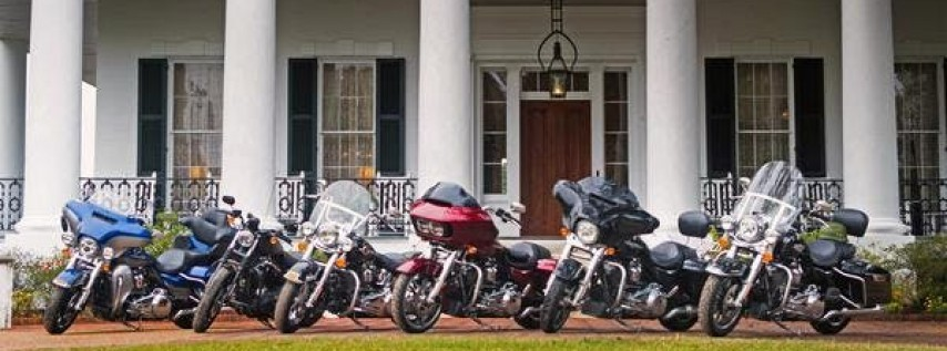 Club Eagle Rider Presents: Mississippi Mayhem Music Festival and Rally with EagleRider New Orleans