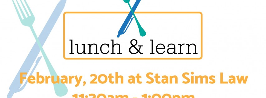 Lunch and Learn with Daniel Weber, CPA