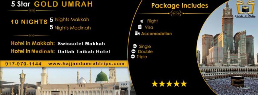 Hajj and Umrah Trips