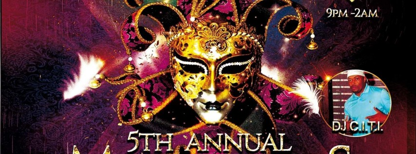 Who Dat Nation's 5th Annual Mardi Gras Party