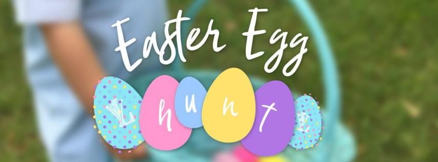 Easter Egg Hunt at Longue Vue