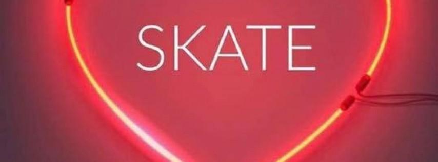 Valentine's Skate