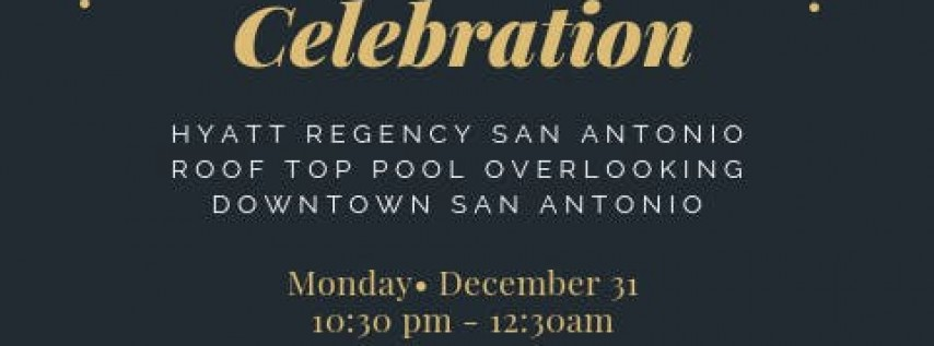 New Year's Eve Roof Top Celebration
