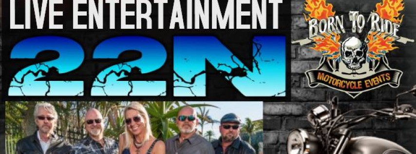 22N at Quaker Steak & Lube w/ Born to Ride TV & Magazine