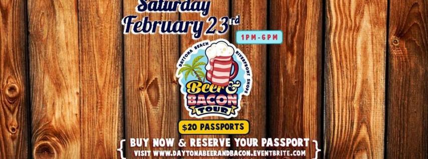 Daytona Beach Beer & Bacon Tour
