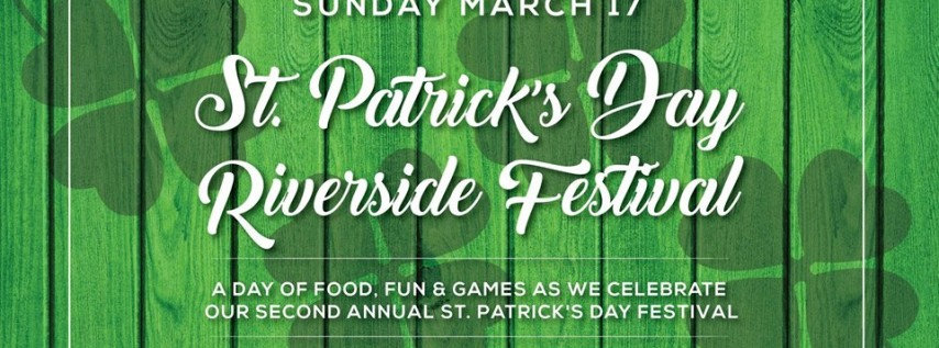 St. Patrick's Day Riverside Festival