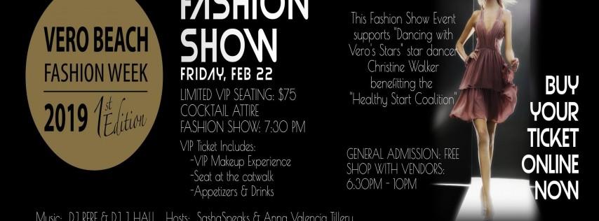 Vero Beach Fashion Week - Fashion Show
