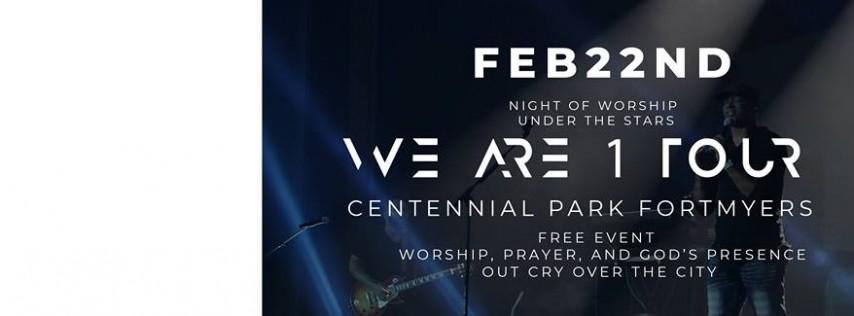 Night of Worship Under the Stars