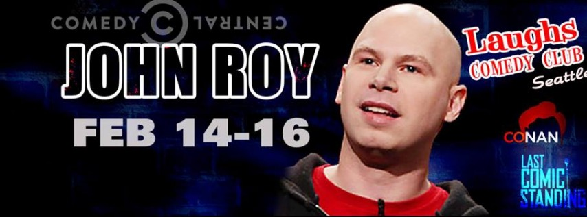 John Roy of Conan, Last Comic, The Tonight Show and more!
