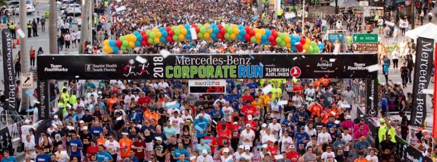 2019 Mercedes-Benz Corporate Run - Miami
