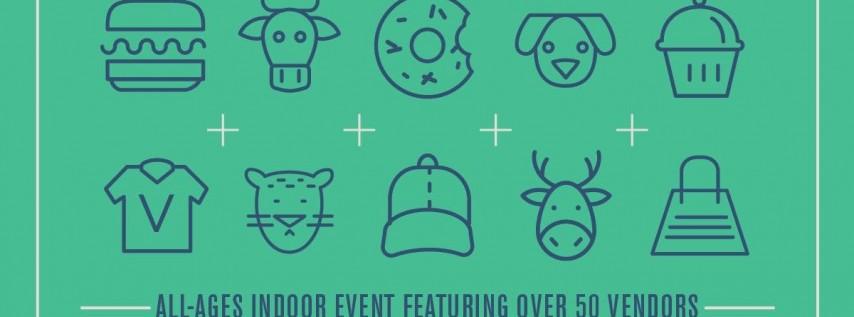 Green Saturday Cruelty-Free Vegan Marketplace - Pre-Valentine's Day Edition