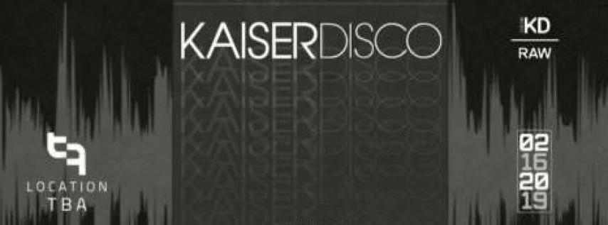 t3chn0 faction presents KAISERDISCO