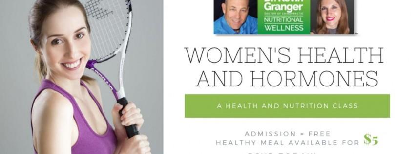 Dr. Kevin Granger's Nutritional Wellness Workshop - Women's Health &...