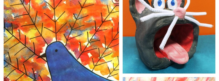 Art Academy Summer Camp (5-12 Years)