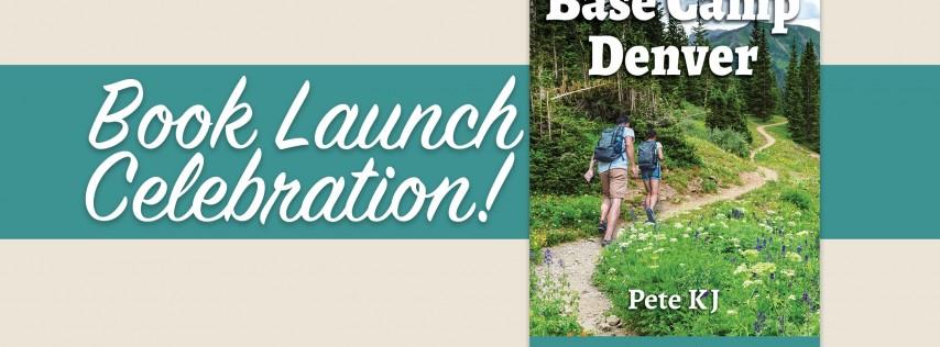 BASE CAMP DENVER Book Launch Party!