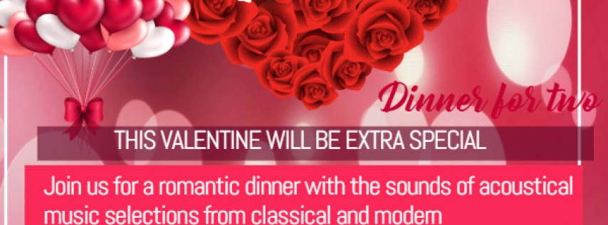 VALENTINE'S DINNER AND CLASSICAL SOUNDS