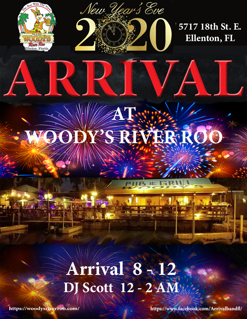 New Years at Woody's River Roo