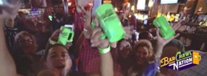 Tampa Mardi Gras Bar Crawl